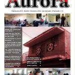 Revista Aurora #9: su primer aniversario