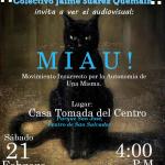 Afiche-MIAU